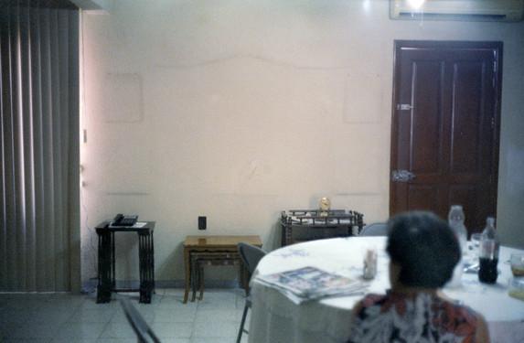 El fantasma de los muebles