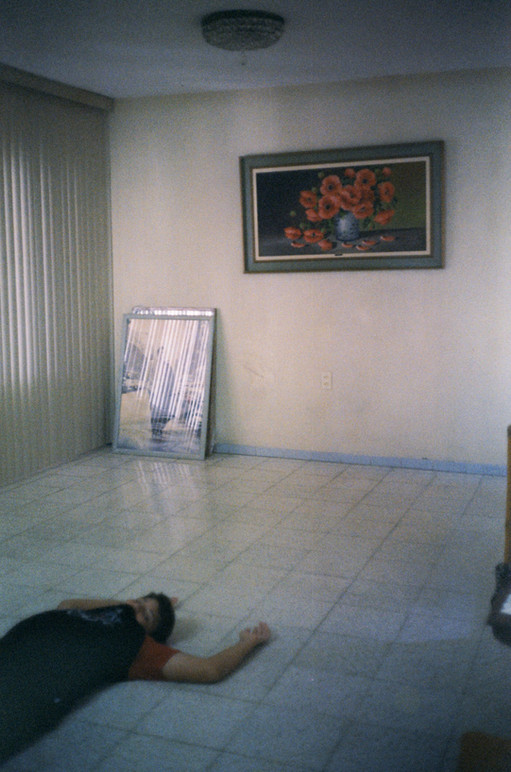 Juan en el piso