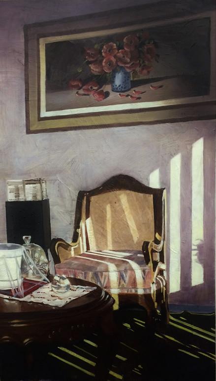 La sala de la abuela