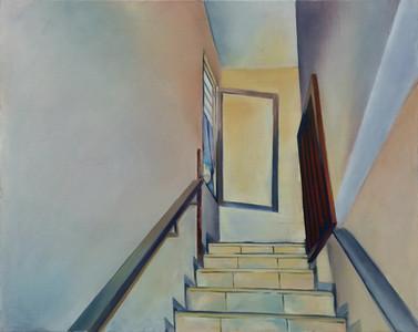 Las escaleras de la abuela