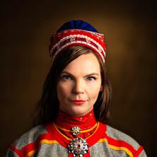 Portrait of Sara Marielle