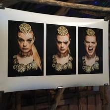 "Exhibition ""Silver brain"""