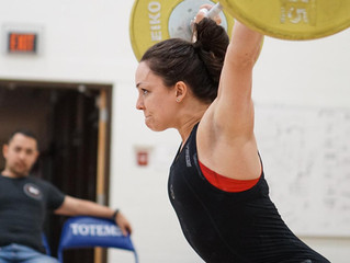 Athlete of the Month Feb 2018:  Sophie Austin