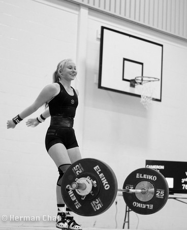 Athlete of the Month May 2018:  Georgia Cameron