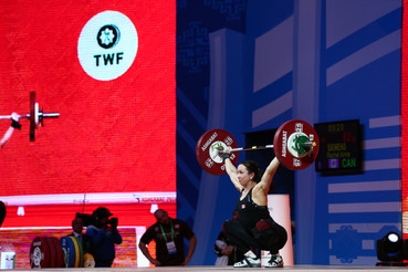 2019 IWF World Championships