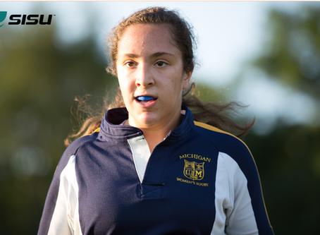 "SISU September Player of the Month: Samantha ""Popeye"" Weiser"