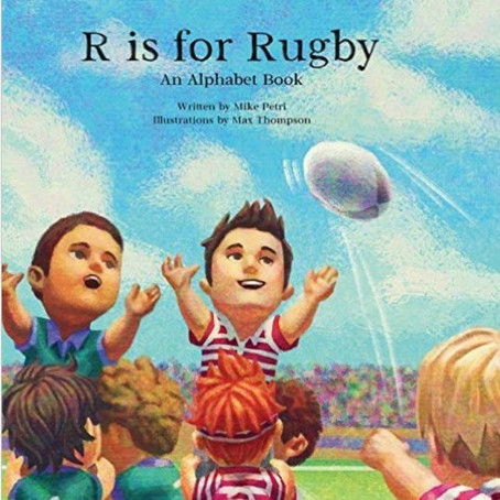 February Fundraiser: R is for Rugby
