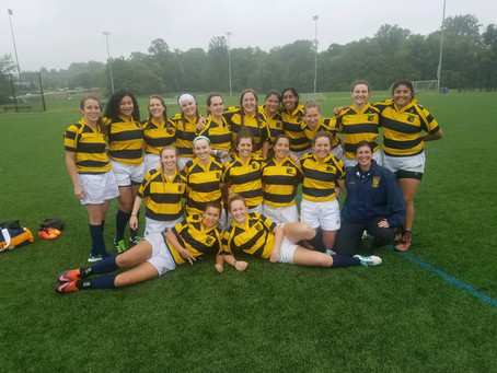2018 Fall XV's Season Recap