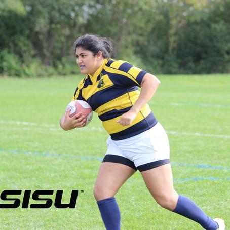 "SISU April Player of the Month: Roxana ""Roxy"" Taginya"