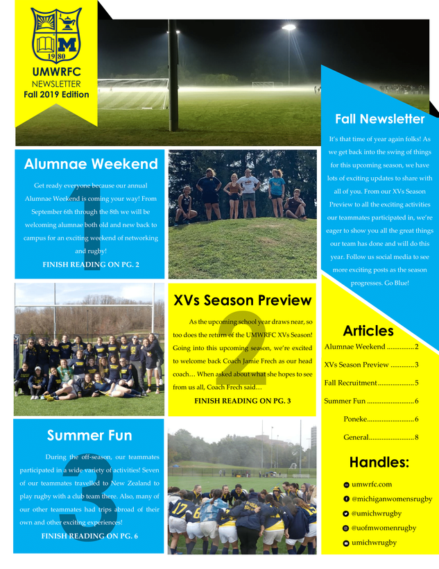 Fall 2019 Newsletter-01
