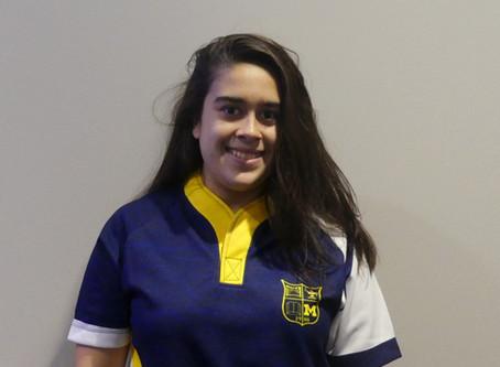 SISU January Player of the Month: Allyson Grossa