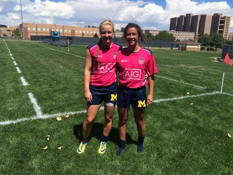 UMWRFC players attend high performance camp!