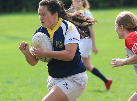 """SISU November Player of the Month: Ana """"Chowder"""" Connolly"""
