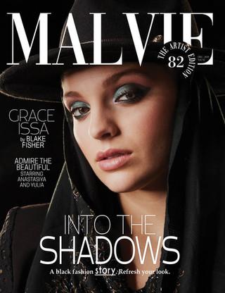 French Magazine Malvie