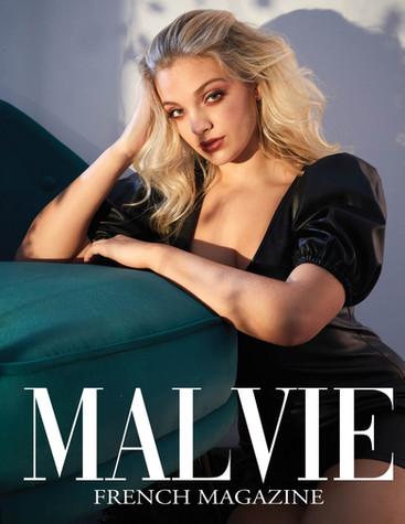 French Magazine Malvie , Fashion