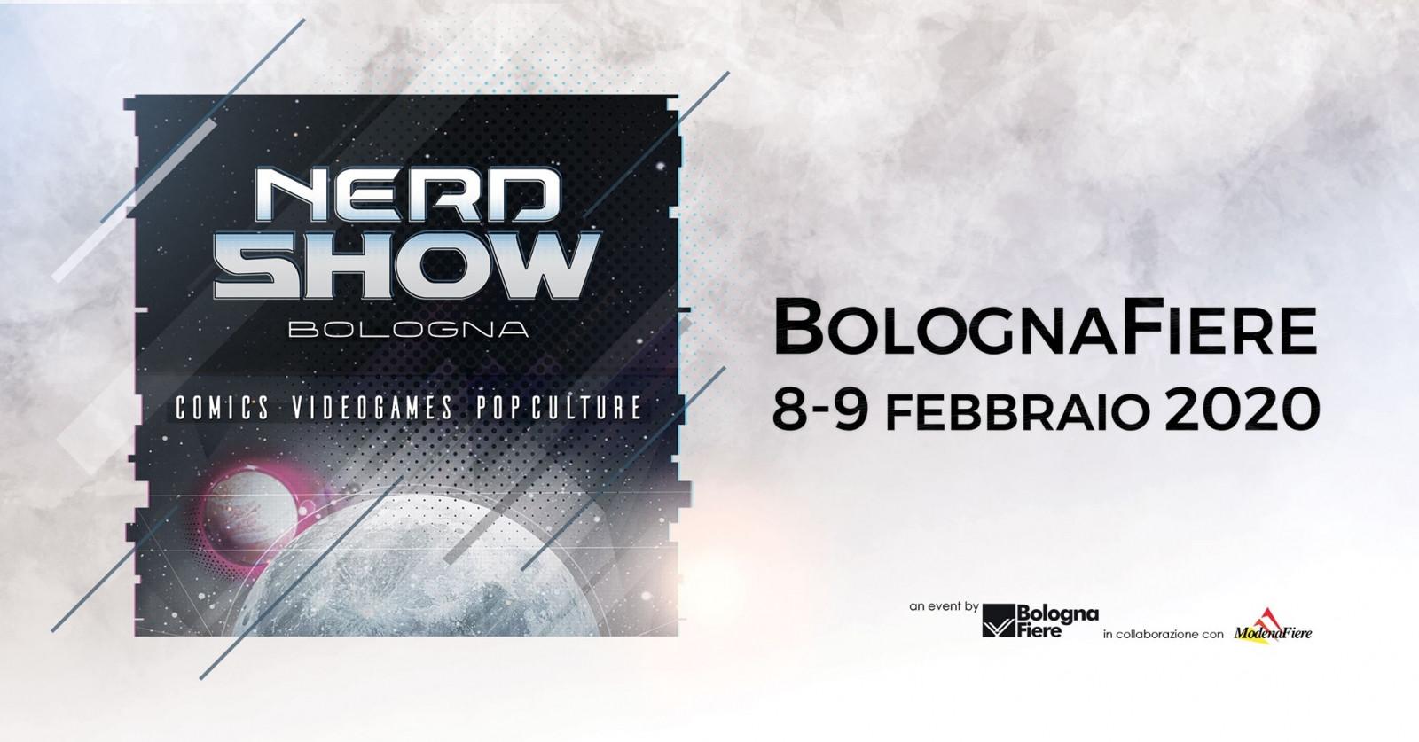 Nerd Show Bologna 2020