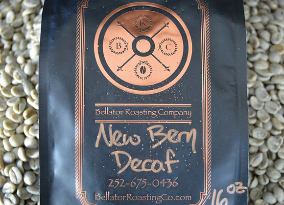 New Bern Decaf