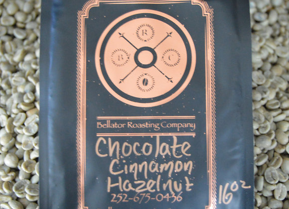 Chocolate Cinnamon Hazelnut