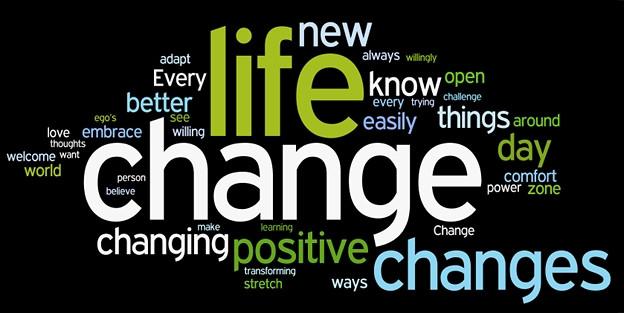 change healthy lifestyle
