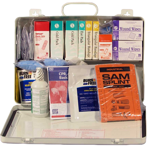 Class B Basic First Aid Kit