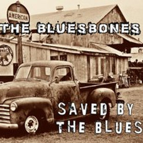 CD Saved by the blues 2015