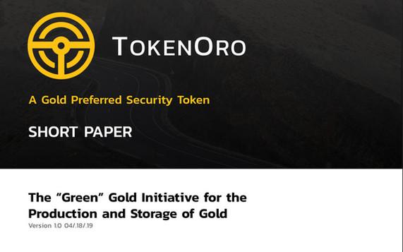 Short Paper - TokenOro