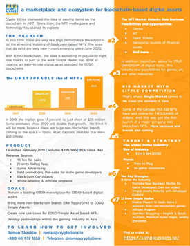 SM: One-Pager