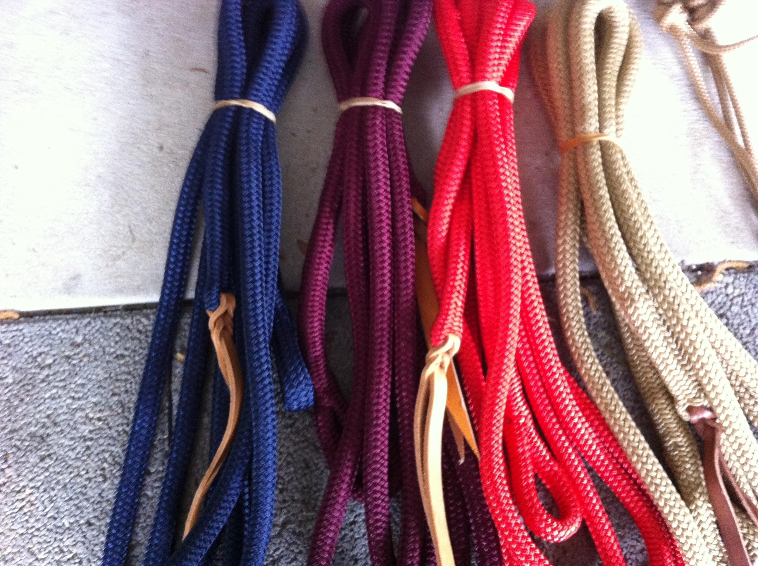 Neue Farben! Knoti & Seil identisch!