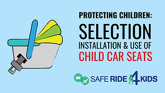 installing child car seats