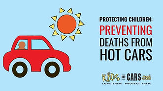 preventing deaths in hot cars