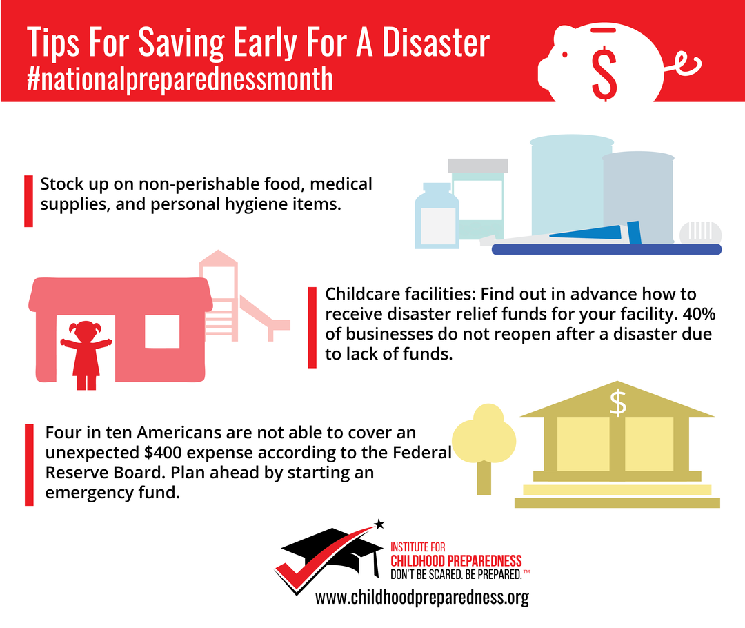 Financial Advice for Saving for A Disaster