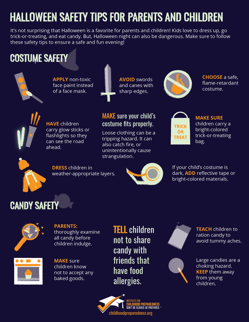 Costume and Candy Safety