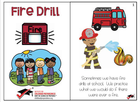 Using Social Stories to Introduce Concepts and Emergency Preparedness Drills to Children