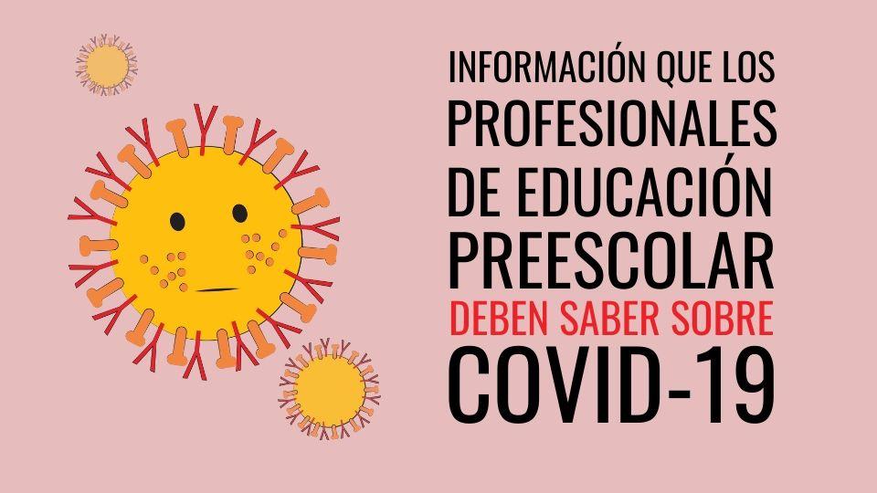 Informacion que los profesionales de educacion