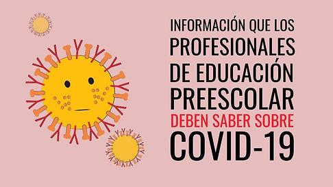 information que los profesionales covid-19