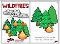wilfire evacuation social story