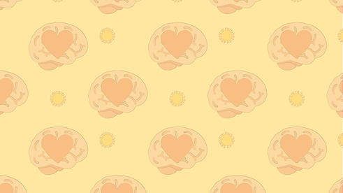 brain and heart illustration