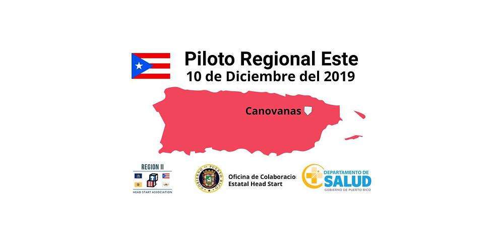 Piloto Regional Zona Este - Canovanas