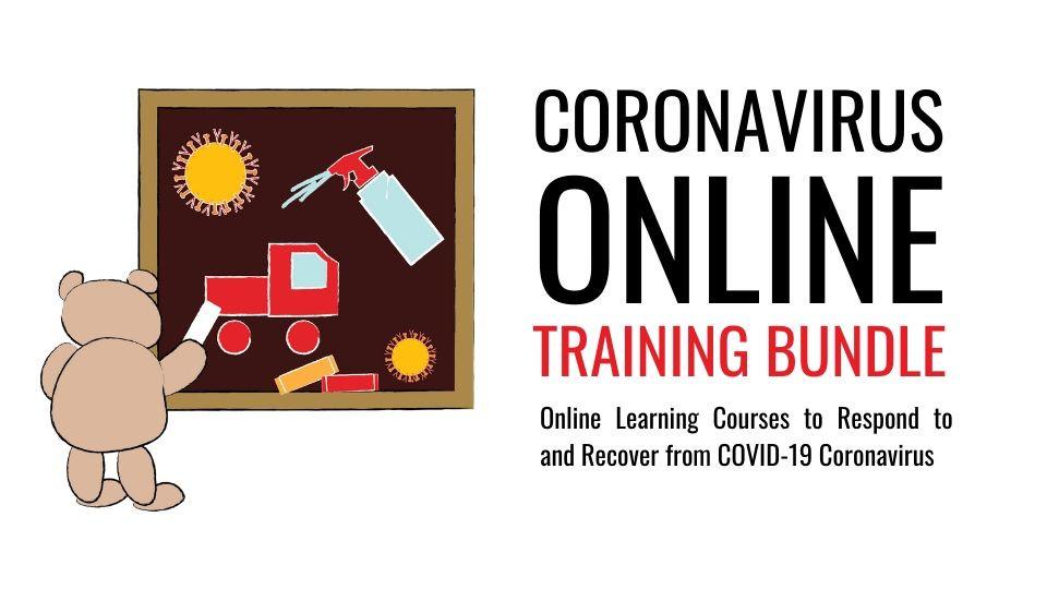 covid-19, coronavirus, pandemic, online training, early childhood professionals, child care, daycare, preschool, ece, prek