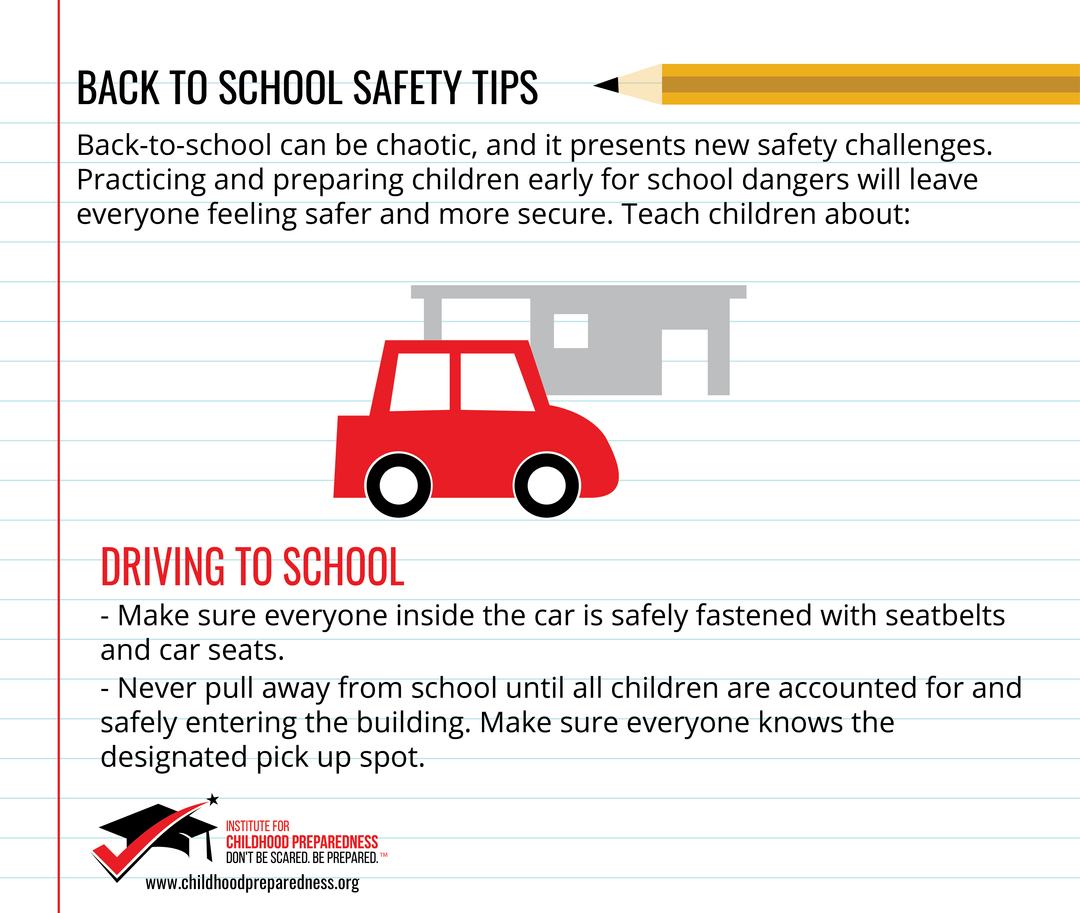 Back to school driving techniques