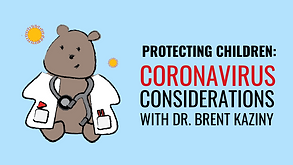 The course builds upon our 7-course coronavirus series – over 10.5 hours of coronavirus programming developed specifically for those caring for children. This free course features a conversation between the Institute for Childhood Preparedness' Executive Director, Andrew Roszak, and Dr. Brent Kaziny of Texas Children's Hospital.