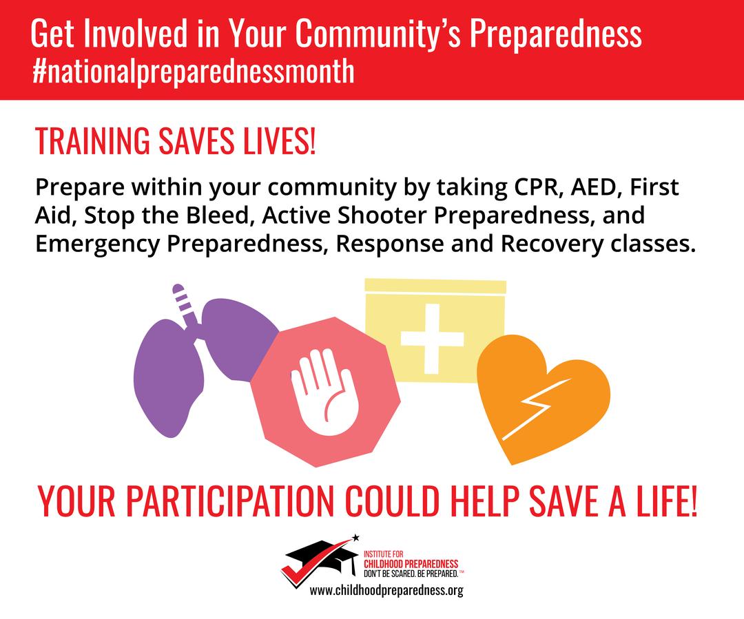 Training saves lives