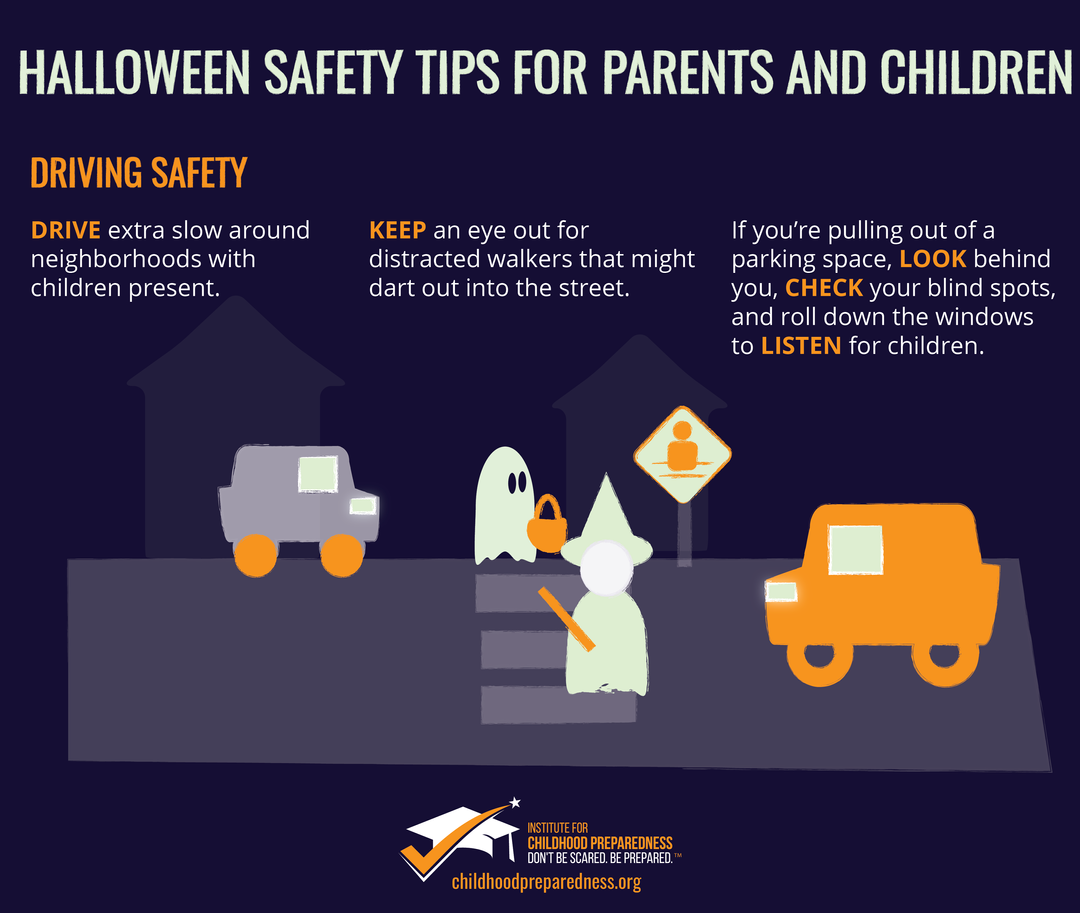 Driving Safety on Halloween