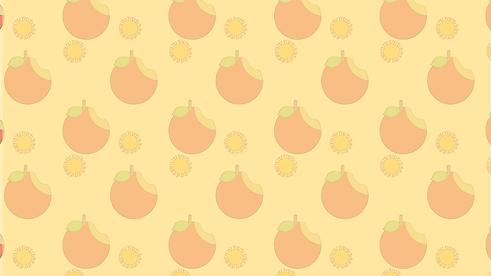 apple and coronavirus illustration