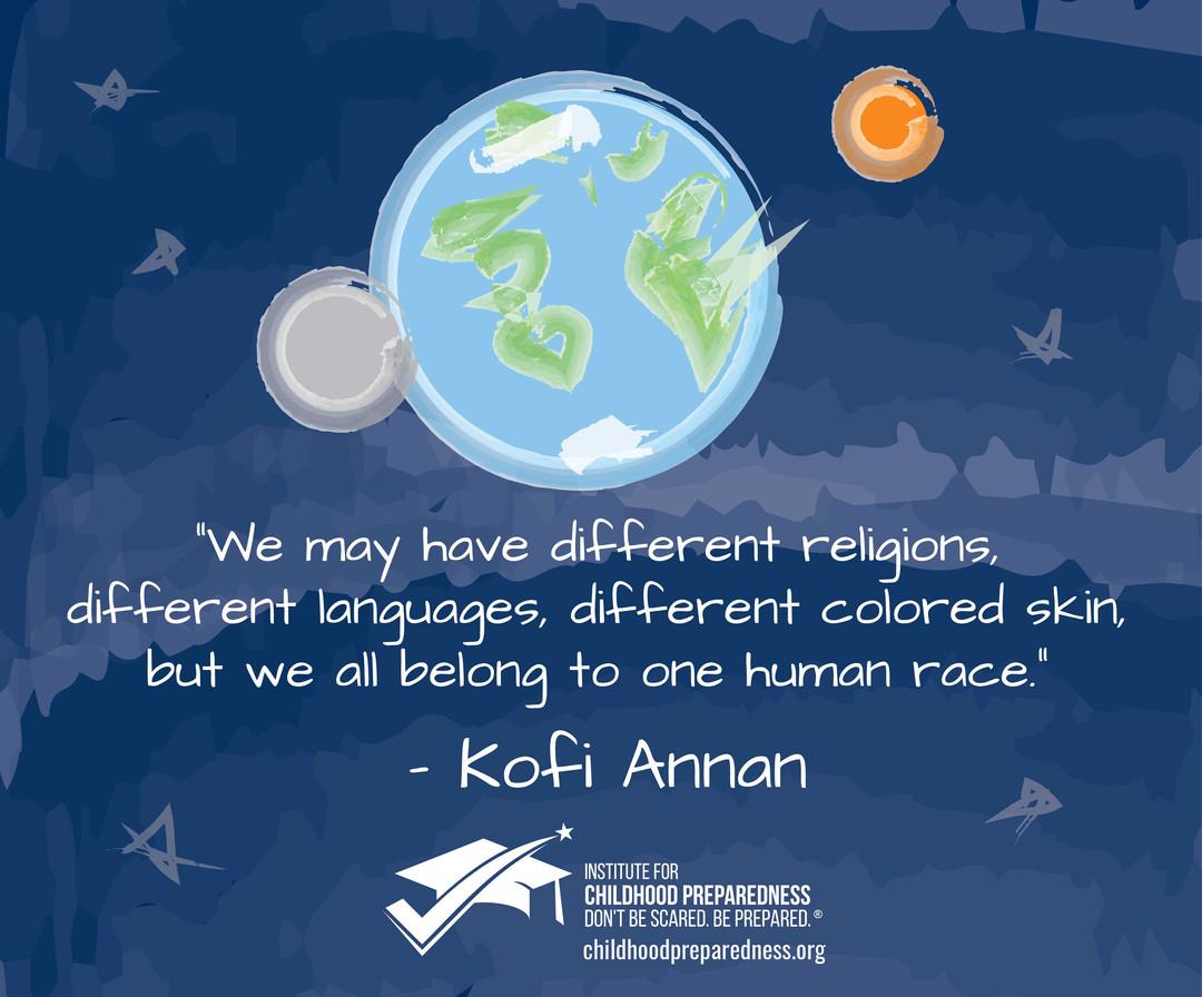 Kofi Annan Quote