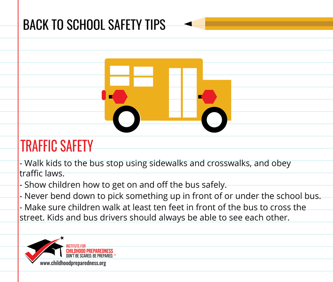 Traffic Safety Tips