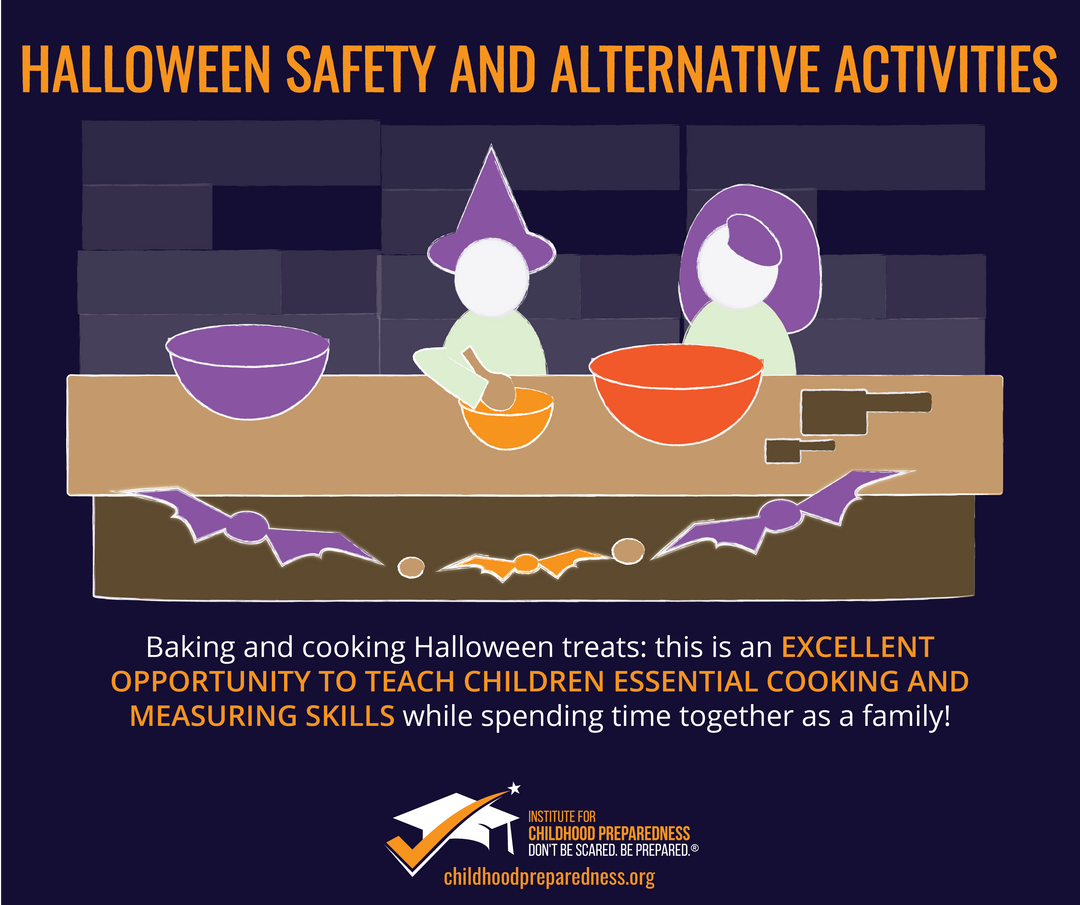 Alternative Halloween Activites during COVID