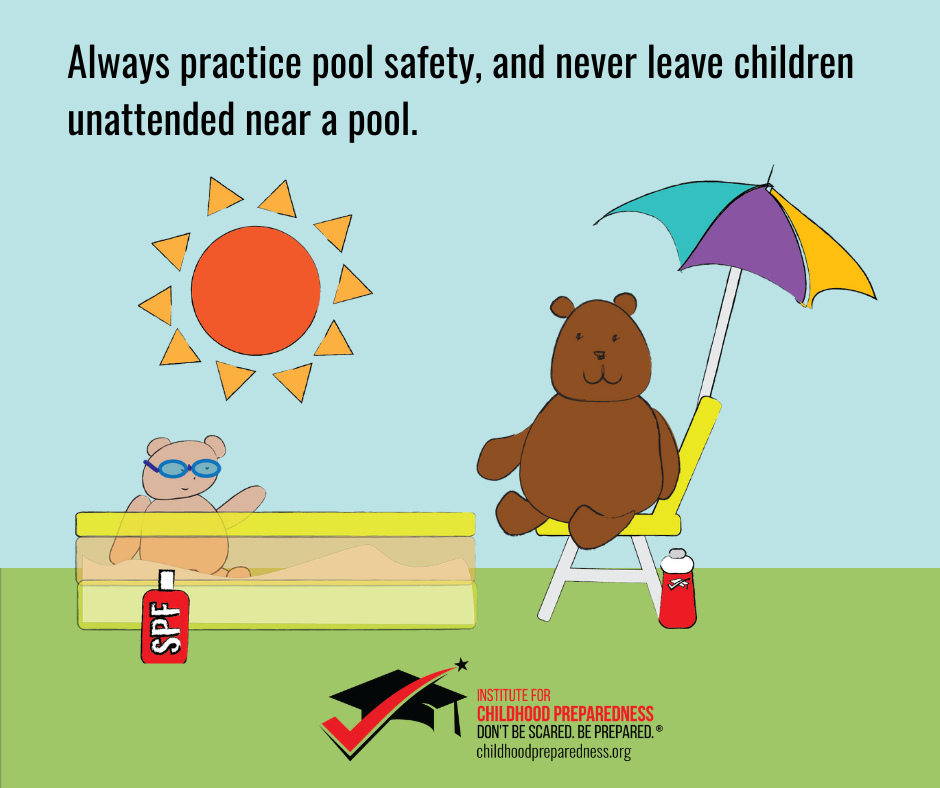 Practice Pool Safety