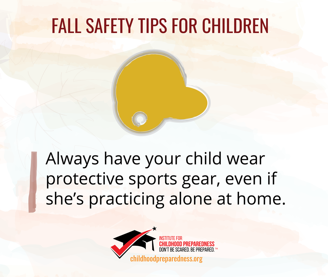 Fall Safety Tips for Children-7