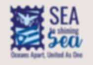 Sea to shining sea logo